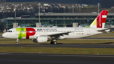 A picture of CSTNL - Airbus A320214 - TAP Air Portugal - © OSDU