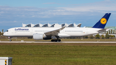 A picture of DAIXF - Airbus A350941 - Lufthansa - © TG Aviation Spotter