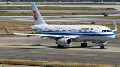 B-8493 - Airbus A320-232 - Air China