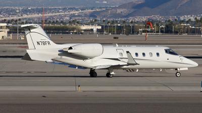 N78FR - Bombardier Learjet 60 - Private