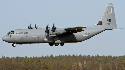 07-8614 - Lockheed Martin C-130J-30 Hercules - United States - US Air Force (USAF)