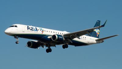 A picture of PRAYJ - Embraer E195AR - Azul Linhas Aereas - © Renan Araújo