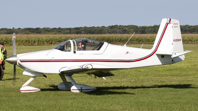 N120AN - Vans RV-9A - Private