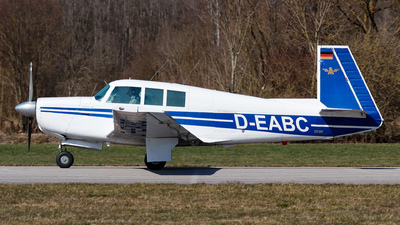 D-EABC - Mooney M20F Executive 21 - Private
