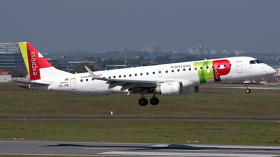 A picture of CSTPR - Embraer E190LR - TAP Express - © PAUL LINK