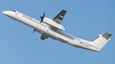 A picture of DABQF - De Havilland Canada Dash 8400 - [4245] - © marfi80