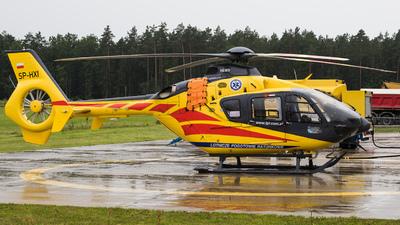 SP-HXI - Eurocopter EC 135P2+ - Lotnicze Pogotowie Ratunkowe