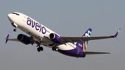N801XT - Boeing 737-86N - Avelo Airlines