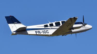 PR-IGC - Beechcraft 58 Baron - Private