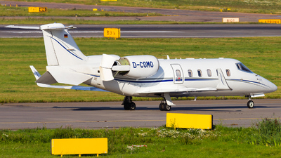 A picture of DCOMO - Learjet 60 -  - © KomradAlexey