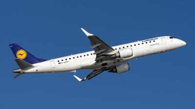 D-AECH - Embraer 190-100LR - Lufthansa CityLine