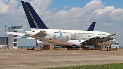 9V-SKG - Airbus A380-841 - Untitled