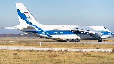 A picture of RA82045 - Antonov An124100 Ruslan - VolgaDnepr Airlines - © Tim Richter