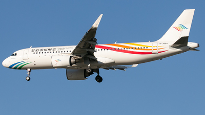 B-30DY - Airbus A320-251N - Colorful Guizhou Airlines