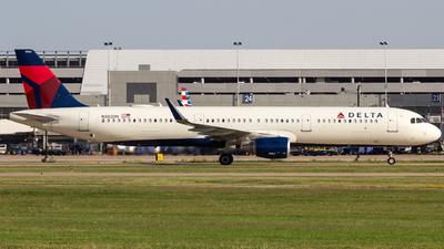 N382DN - Airbus A321-211 - Delta Air Lines