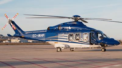 A picture of ECMHP - AgustaWestland AW139 - [31619] - © Fabio De Nicola