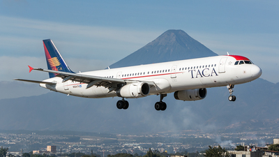 N564TA - Airbus A321-231 - TACA International Airlines