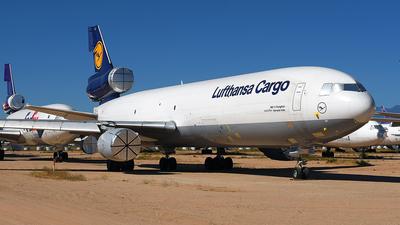 N648FE - McDonnell Douglas MD-11(F) - Lufthansa Cargo