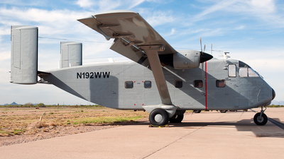 N192WW - Short SC-7 Skyvan 3-100 - Private