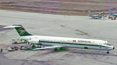 YV-35C - McDonnell Douglas DC-9-51 - Aeropostal - Alas de Venezuela