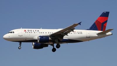 N332NB - Airbus A319-114 - Delta Air Lines