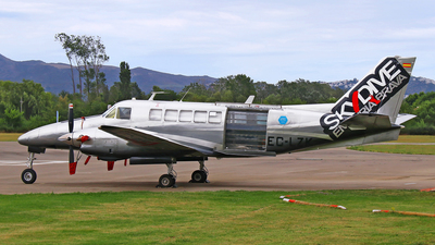 A picture of ECLZK - Beech 99 Airliner - [U46] - © Óscar López Herrero