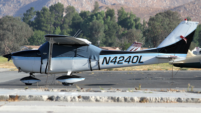 N4240L - Cessna 172G Skyhawk - Private