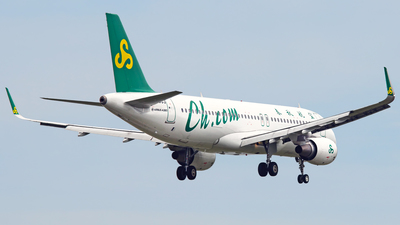 B-8963 - Airbus A320-214 - Spring Airlines