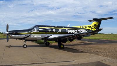 PR-OTK - Pilatus PC-12/47E - Private