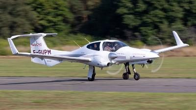 F-GUPM - Diamond DA-42 Twin Star - NEWCAG Air Academy