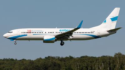 A picture of SPENX - Boeing 7378Q8 - Enter Air - © Sebastian Sowa