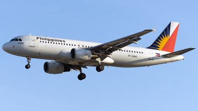 A picture of RPC8612 - Airbus A320214 - Philippine Airlines - © Isaac Apolinario(Walkure_aviation)