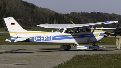 D-ERBF - Reims-Cessna F172N Skyhawk II - Red Baron Flying Club