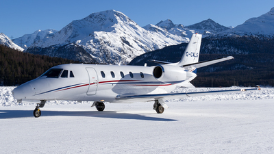 G-CXLS - Cessna 560XL Citation XLS - Private