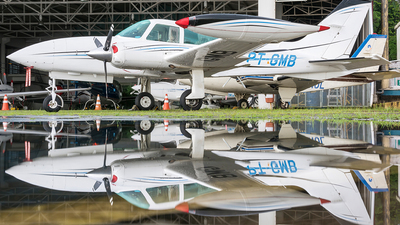 PT-GMB - Cessna 310R - Private