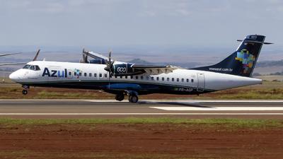 A picture of PRAQP - ATR 72600 - Azul Linhas Aereas - © Fabricio Lucio