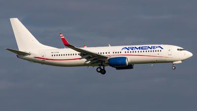 EK73705 - Boeing 737-8FH - Armenia Aircompany