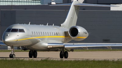 F-HXRG - Bombardier BD-700-1A10 Global Express XRS - Private
