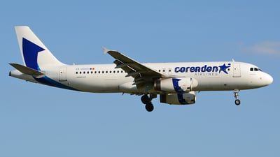 ER-00001 - Airbus A320-232 - Corendon Airlines Europe (FlyOne)