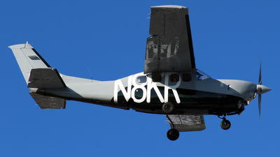 N8KR - Cessna P210N Silver Eagle - Private
