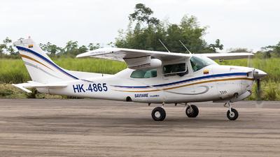HK-4865 - Cessna 210N Centurion II - SAVIARE - Servicio Aereo del Guaviare