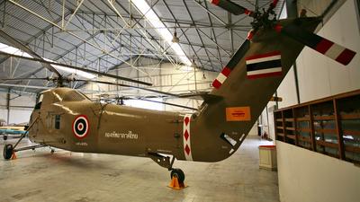150556 - Sikorsky H-34A Choctaw - Thailand - Royal Thai Air Force