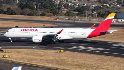 EC-MYX - Airbus A350-941 - Iberia