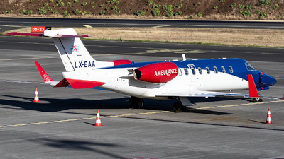 LX-EAA - Bombardier Learjet 45 - Luxembourg Air Rescue (LAR)