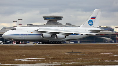 RA-82038 - Antonov An-124-100 Ruslan - Russia - 224th Flight Unit State Airline