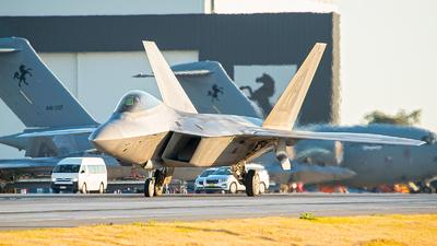 07-4145 - Lockheed Martin F-22A Raptor - United States - US Air Force (USAF)
