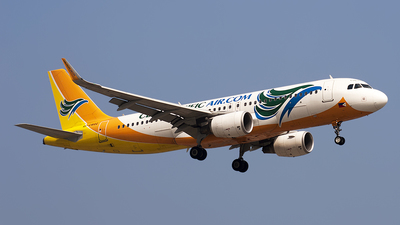 RP-C4102 - Airbus A320-214 - Cebu Pacific Air