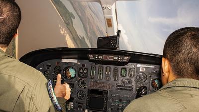 2222 - Cessna 550 Citation II - Venezuela - Air Force
