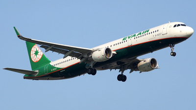 B-16227 - Airbus A321-211 - Eva Air