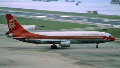 VR-HOD - Lockheed L-1011-1 Tristar - Dragonair